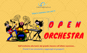 OPEN ORCHESTRA